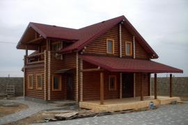 Строительство коттеджей, домов, отелей! Камень, сруб, каркасные
