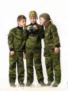 Сюрприз для ребенка - детский камуфляж - новая идея подарка