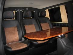 Table for minibus, table for Vito Vivaro traffic viano T5