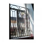 The grille on the window available, the bars on the window 1630х1410 mm