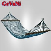 The wicker hammock