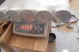 Топливный брикет Nestro ( Нестро ) 90 мм