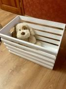 Toy box handmade