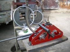 Tube Bender manual for profiling and round pipes