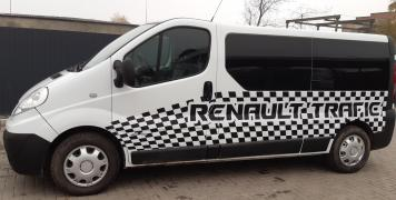 Urgently selling RENAULT TRAFIC - 9,700 USD