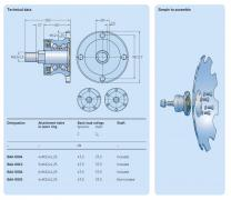 wheel hub, wheel hub for agricultural machinery