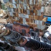 Запасні частини до двигунів В-31М2, Д6, Д12, В-31М4, В-46-5С